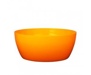 "12.5"" Geneva Planter (Orange) - Pack of Three"