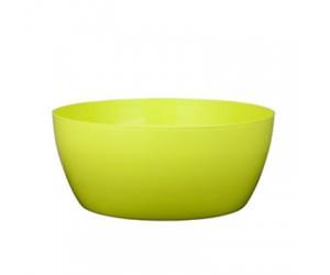 "12.5"" Geneva Planter ( Lime Yellow ) - Pack of Three"