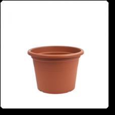 "8"" Small Grower Plastic Pot ( Black )"