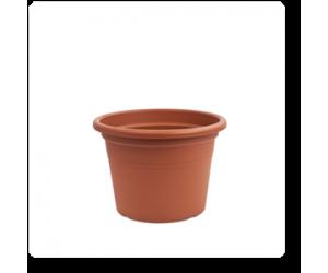 "3"" Plastic Pot ( Terracotta )"