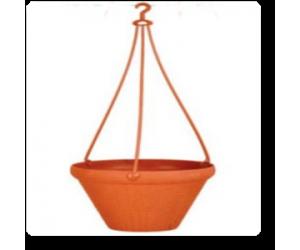 "8""Juhi Planter(M) + Chain"