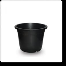 "3"" Plastic Pot ( Black )"