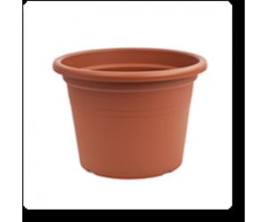 "6"" Plastic Pot ( Terracotta )"