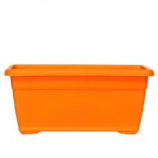 "18"" Window Planter Small ( Orange ) - Pack of Three"