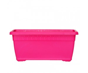 "18"" Window Planter Small ( Pink ) - Pack of Three"