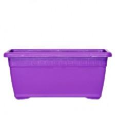"18"" Window Planter Small ( Purple ) - Pack of Three"