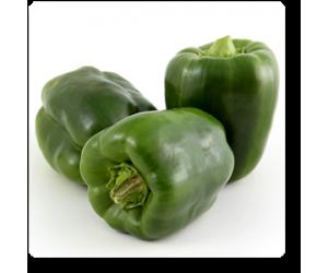 Capsicum Imp. Green - Seeds